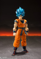 S.H.Figuarts Super Saiyan God Super Saiyan Son Goku -Super- (Dragonball Super Broly) Action Figure