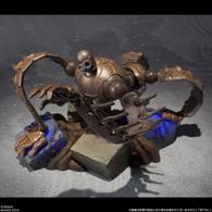 BANDAI Premium Robot Soldier(Blue Light Up Ver)PVC Figure