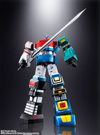 Soul of Chogokin GX-40R Six God Combination Godmars