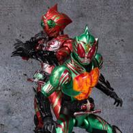 S.H.Figuarts Kamen Rider Amazons Saigo no Shinpan Set