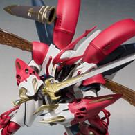 Robot Spirit SIDE AB BELLVINE (NA NO KUNI KONOE KISHI DANCHO CUSTOM) Action Figure