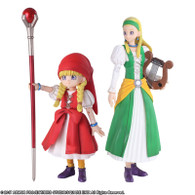 Dragon Quest XI Sugisarishi Toki wo Motomete Bring Arts Veronica & Senya Action Figure