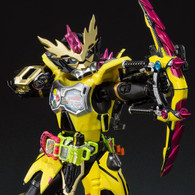 S.H.Figuarts Kamen Rider Lazer Chambara Bike Gamer Level3 Action Figure