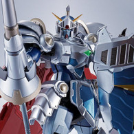 METAL Robot Spirit SIDE MS Knight Gundam Lacroan Hero Action Figure ( IN STOCK )