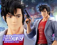 ARTFX J Movie City Hunter - Ryo Saeba 1/8 PVC Figure