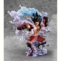 Portrait.Of.Pirates One Piece SA-MAXIMUM Monkey D Luffy Gear 4 Snakeman PVC Figure