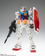 GUNDAM FIX FIGURATION METAL COMPOSITE RX78-02 Gundam (40th Anniversary Ver.) Action Figure