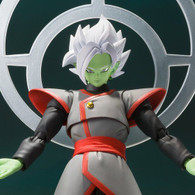 S.H.Figuarts Zamasu -Potara- (Dragonball Super) Action Figure