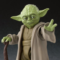S.H.Figuarts Yoda (STAR WARS:Revenge of the Sith) Action Figure