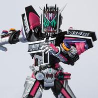 S.H.Figuarts Kamen Rider Zi-O Decade Armor Action Figure