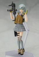 figma Rikka Shiina: Summer Uniform ver. (Little Armory) Action Figure