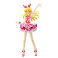 Lucrea Aikatsu! Ichigo Hoshimiya Pink Stage Outfit 1/7 PVC Figure