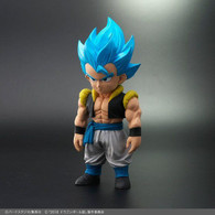 Dragon Ball Retro Soft Vinyl Collection Super Saiyan God Super Saiyan Gogeta PVC Figure