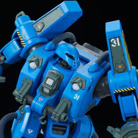HG 1/144 Mobile Worker MW-0101 Late Type (Ramba Ral) Plastic Model