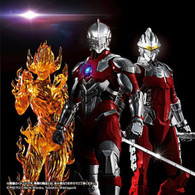 HG ULTRAMAN SET01 PVC Figure