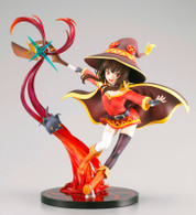 Kurenai Densetsu Megumin Explosion Magic ver. 1/7 (Movie KonoSuba: God's Blessing on this Wonderful World!) PVC Figure