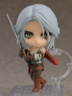 Nendoroid Ciri (The Witcher 3: Wild Hunt)
