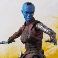 S.H.Figuarts Nebula (Avengers: Infinity War) Action Figure
