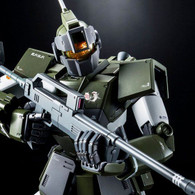 MG 1/100 GM Sniper Custom (Tenneth A Jung Custom) Plastic Model ( JUL 2019 )