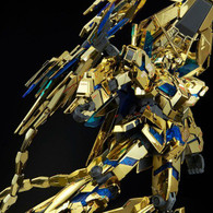 MG 1/100 RX-0 Unicorn Gundam 03 Phenex (Narrative Ver.) Plastic Model ( JUL 2019 )