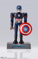 Chogokin Heros Captain America (Avengers: Endgame)