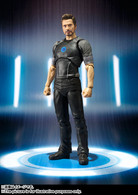 S.H.Figuarts Tony Stark Action Figure
