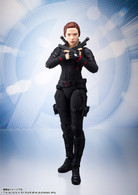 S.H.Figuarts Black Widow (Avengers: Endgame) Action Figure ( IN STOCK )
