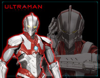 Ultraman Plastic Model