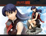 Misato Katsuragi:RE (Rebuild of Evangelion) 1/6 PVC Figure