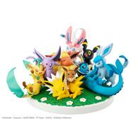 G.E.M.EX Series Pokemon Eevee Friends PVC Figure