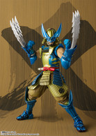 Meishou MANGA REALIZATION Muhousha Wolverine (Marvel Universe) Action Figure