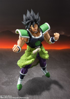 S.H.Figuarts Broly -Super- (Dragon Ball Super Broly) Action Figure