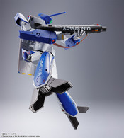 DX Chogokin VF-1A Valkyrie (Maximilian Jenius Custom) Action Figure