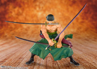 Figuarts ZERO Pirate Hunter Zoro (ONE PIECE) PVC Figure