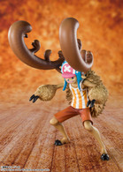 Figuarts ZERO Cotton Candy Loving Chopper Horn Point Ver. (ONE PIECE) PVC Figure