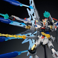 HGCE 1/144 Strike Freedom Gundam Plus Wing of Light DX Edition Plastic Model ( SEP 2019 )