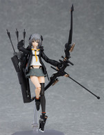 figma Roku (Heavily Armed High School Girls) Action Figure