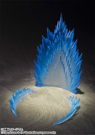 BANDAI Soul Effect ENERGY AURA Blue Ver.