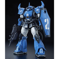 HG 1/144 YMS-07A-0 Prototype Gofu (Mobility Demonstrator Blue color Ver.) Plastic Model ( JUL 2019 )