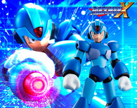 Mega Man X 1/12 Plastic Model
