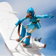Mawe & Nausicaa Full Action Ver. (Studio Ghibli Laputa Castle in the Sky)