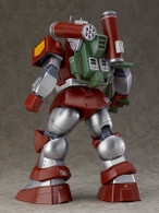 COMBAT ARMORS MAX16 1/72nd Scale Abitate T10B Blockhead: Pack Mounted Type Plastic Model