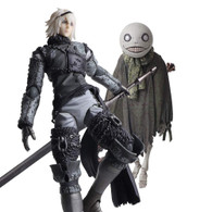NieR RepliCant BRING ARTS Nier & Emil Action Figure