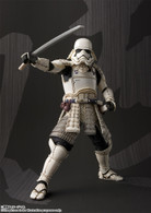 Meisho Movie Realization Ashigaru First Order Stormtrooper Action Figure