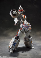 S.I.C. Kamen Rider Fourze Base States Action Figure