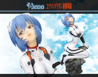 Rebuild of Evangelion Rei Ayanami (Plug Suit ver.):RE 1/6 PVC Figure