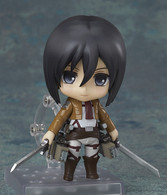 Nendoroid Mikasa Ackerman (Attack on Titan)