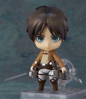 Nendoroid Eren Yeager (Attack on Titan)