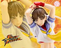 STREET FIGHTER BISHOUJO Sakura -ROUND 2- 1/7 PVC Figure