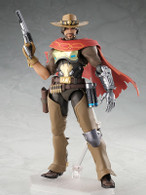 figma McCree (Overwatch) Action Figure